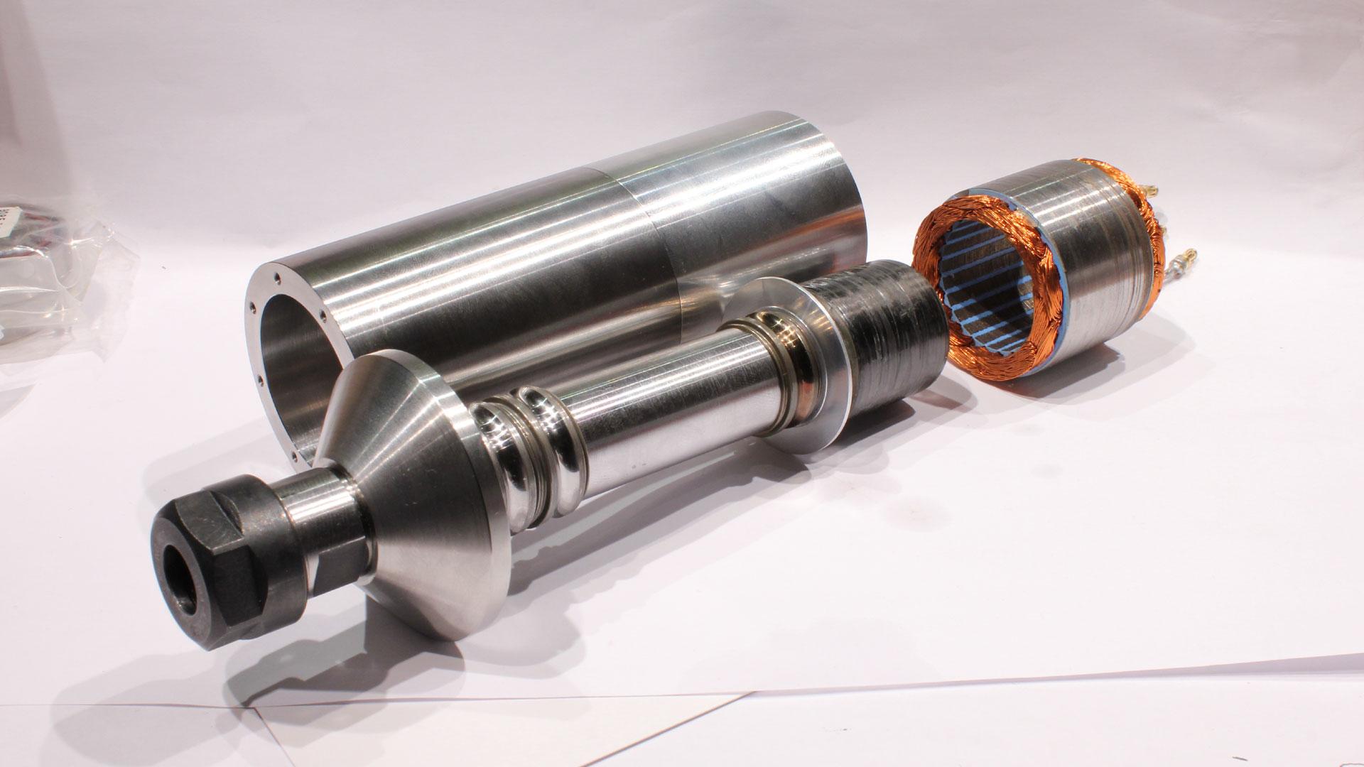 Image result for CNC Spindles